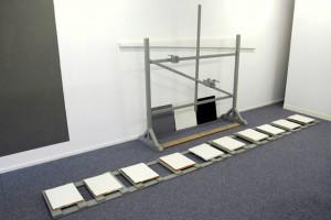Atelier-slede, 2009, Borne