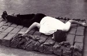 Kleimatras, performance, 1979, Hengelo