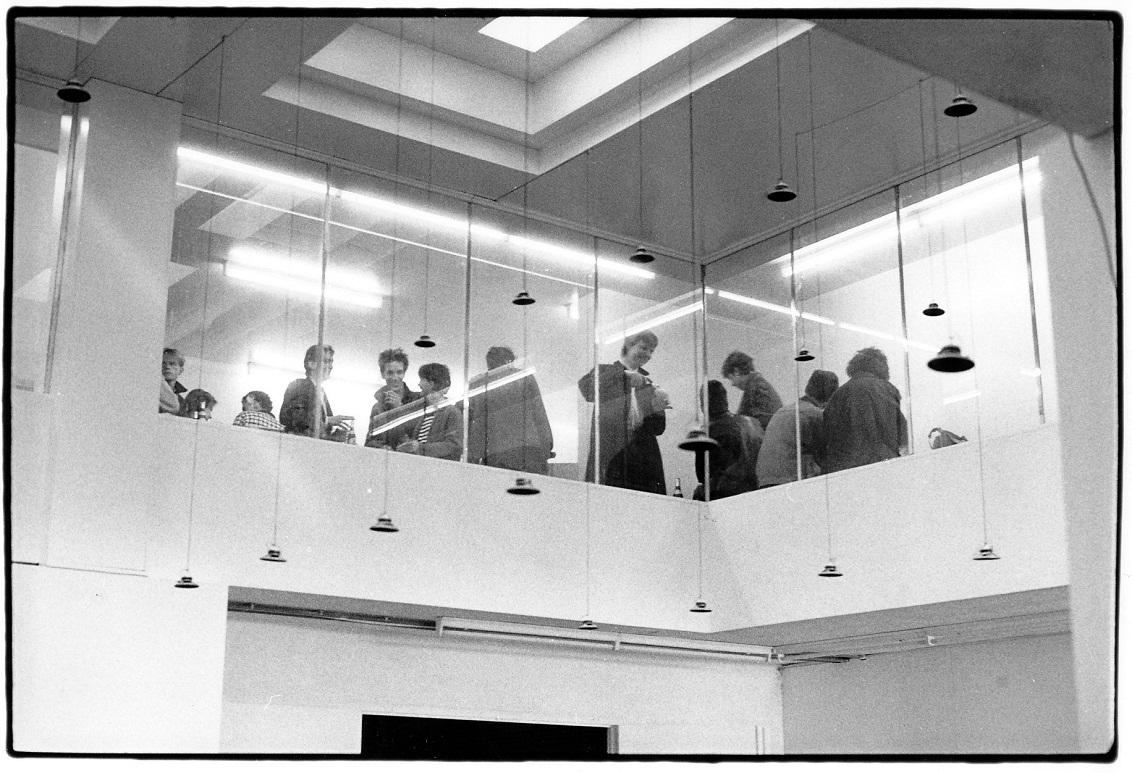 Liefste,1986,Stemperformance,De Appel,Amsterdam