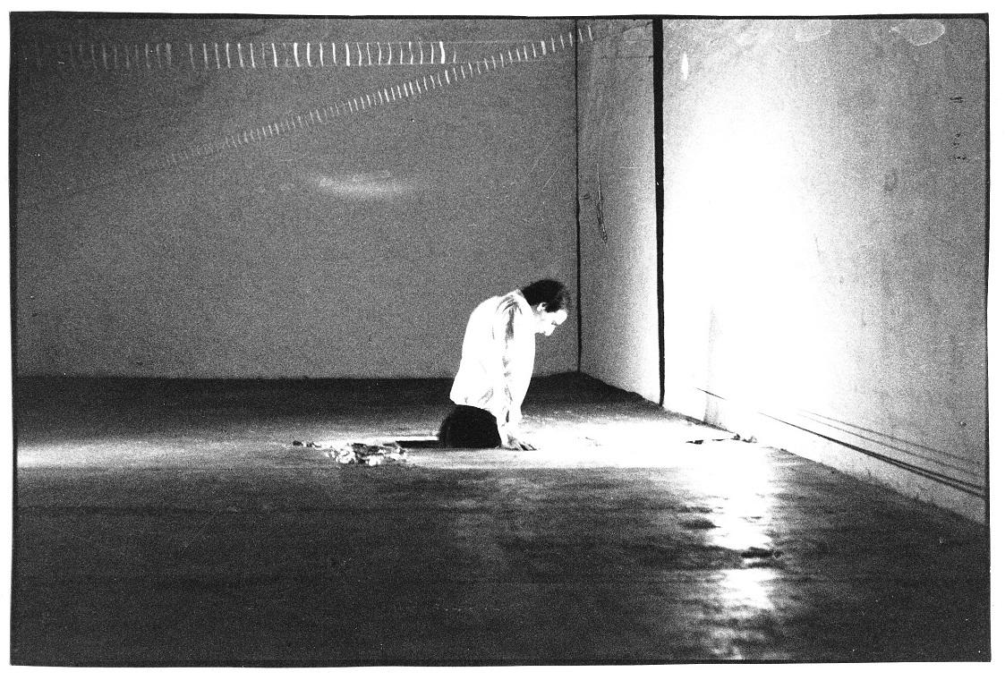 Dies ist die lätste Arbeit an die Sehnsucht,1980,Werkstadt Odem,Hannover