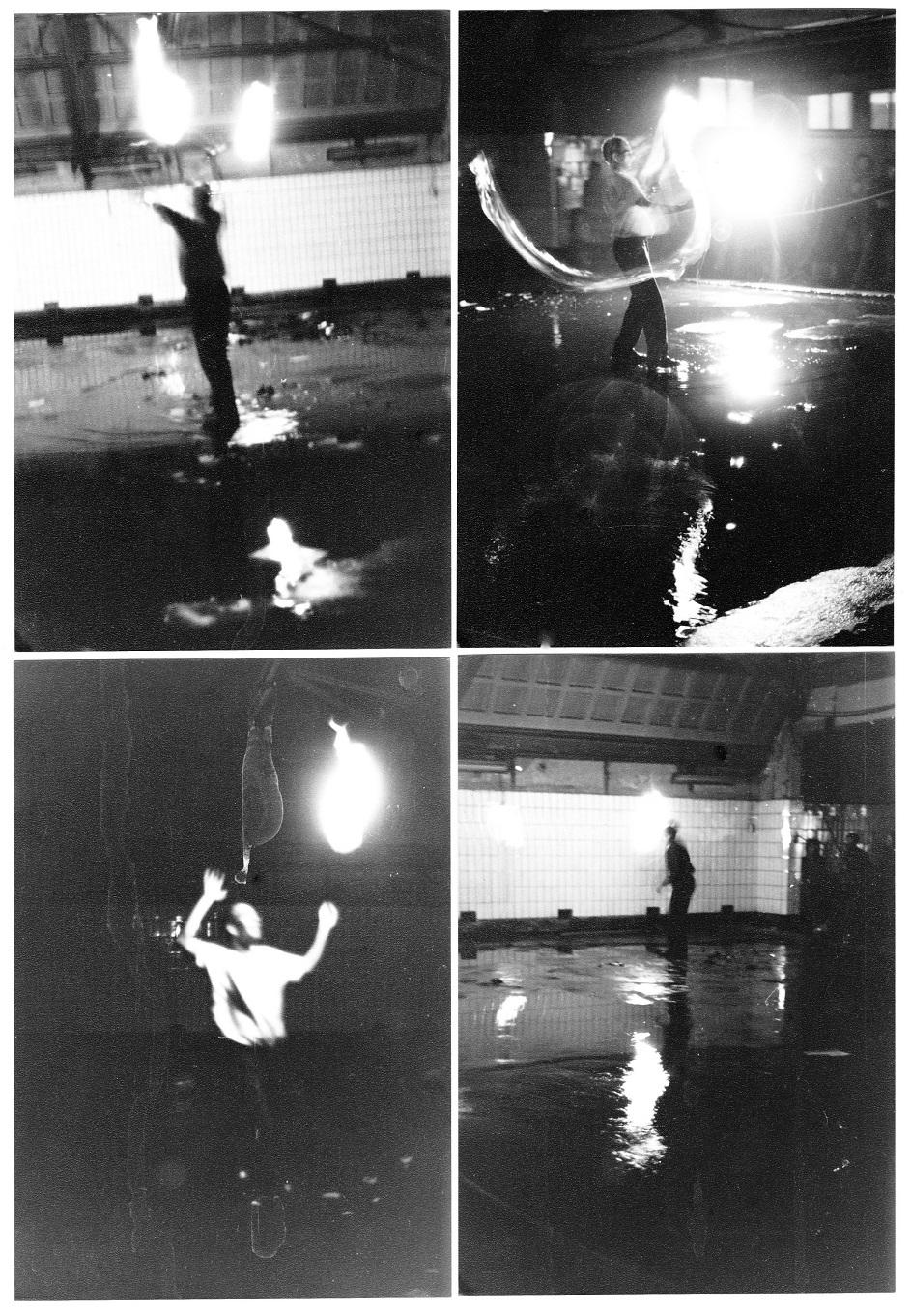 Prometheus,performance,Mixage festival,Rotterdam,1980