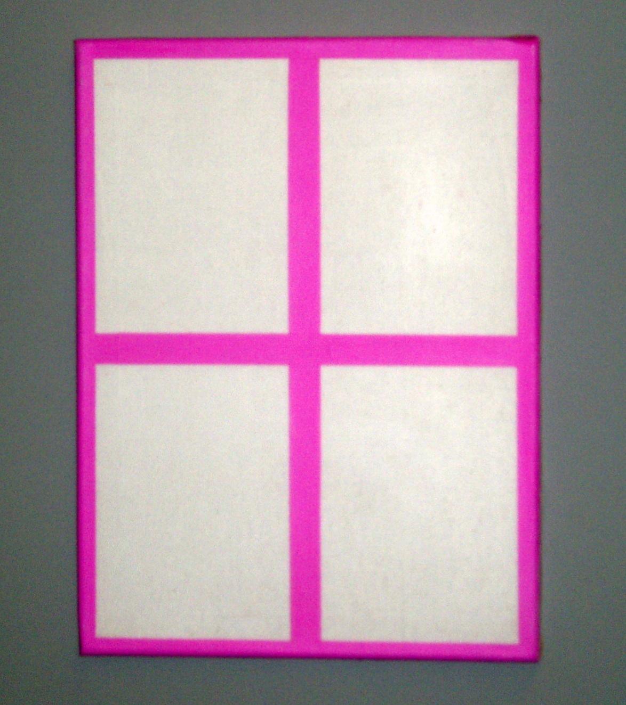 This Window/Ot okno,30x40cm.,o./l.,2004, Collection: Muzeum Sztuki w Lodz, Polen
