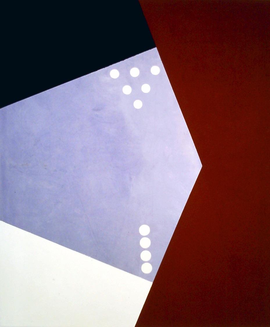 Der Jongleur,o./l.,170x200cm.,2001, Collectie Museum Kunstpalast, Düsseldorf, D.