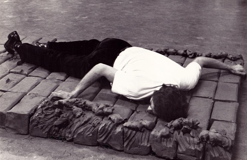 Kleimatras,performance,1979,Hengelo