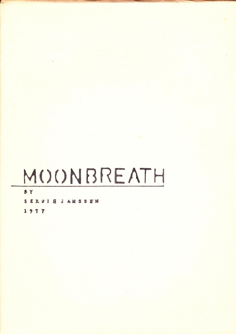 Moonbreath (event),30x23cm.,ed:20,1977,Dreumel(Gld)