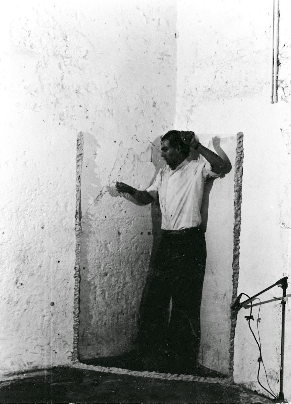 Prisma,1979,performance,LeCinéma,ihkv.Premier Symposium d'art Performance Lyon,F